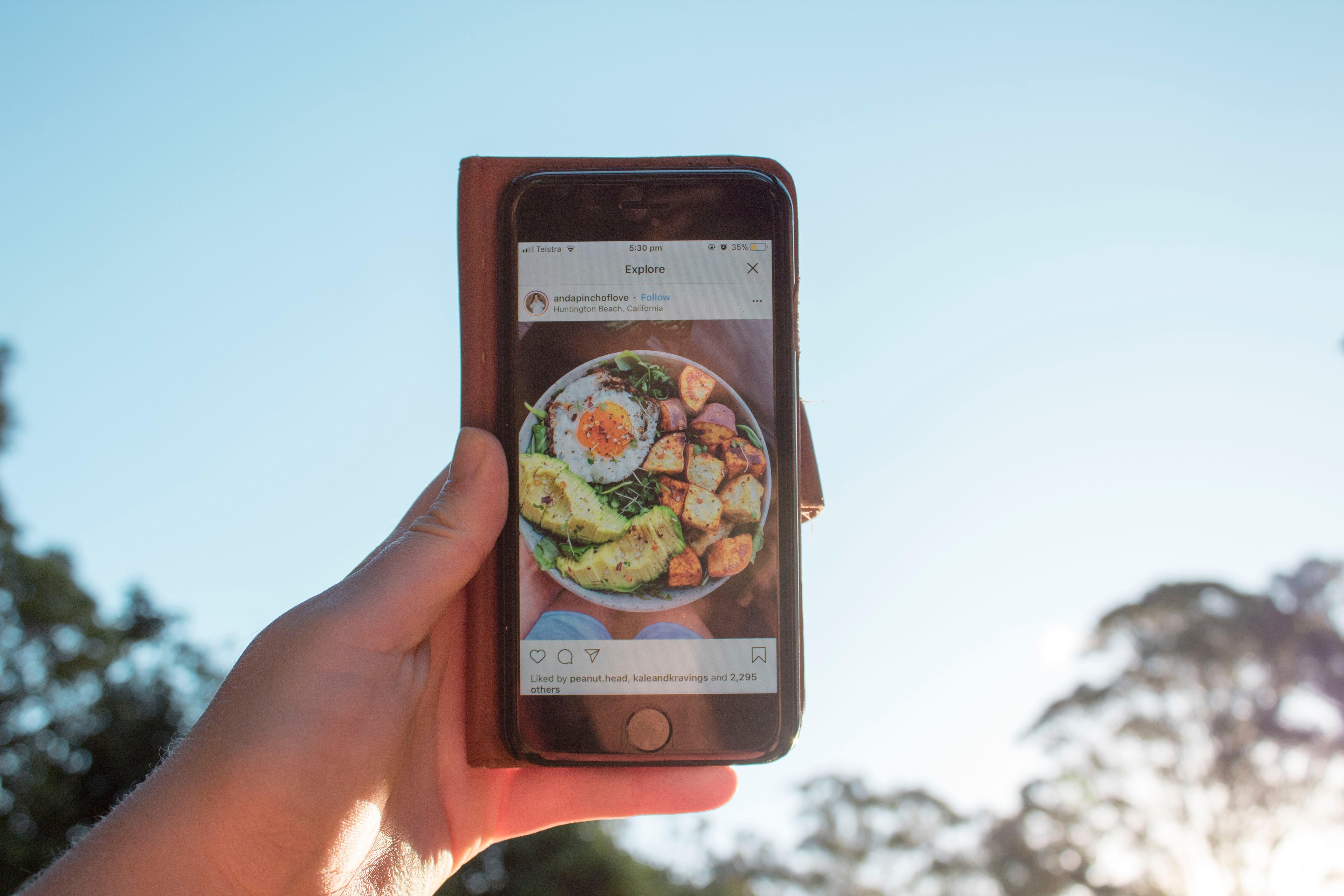 Instagram, parmi les réseaux sociaux privilégies pour la notoriété touristique